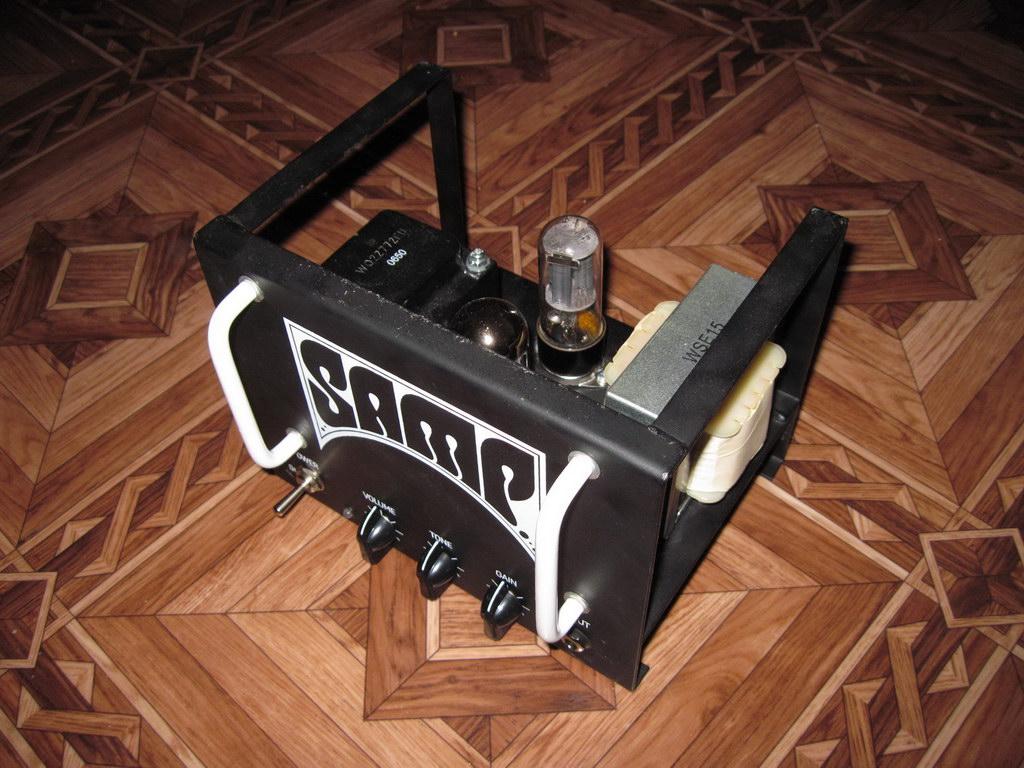 Как сделать аккумулятор для комбика